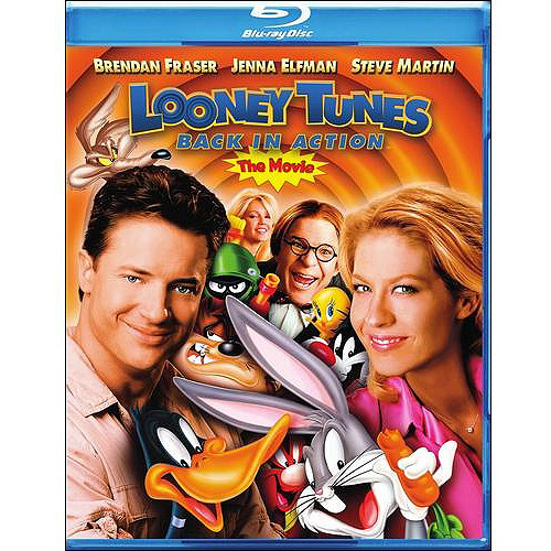 Looney Tunes Back In Action (Blu-ray)