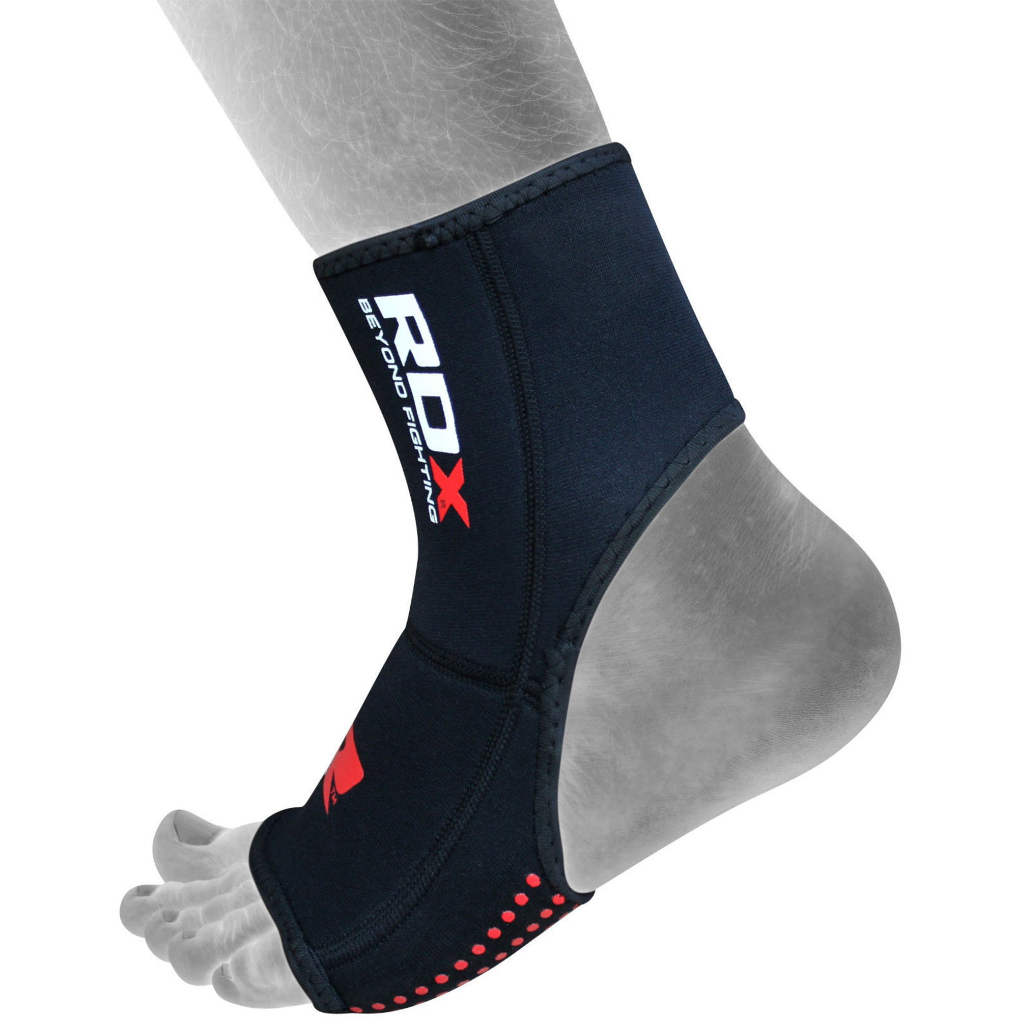 RDX NEOPRENE ANKLE SUPPORT BLACK-M
