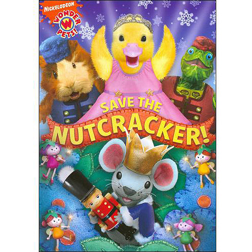 Wonder Pets!: Save The Nutcracker (Full Frame)