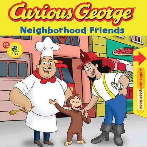 Curious George Neighborhood Friends