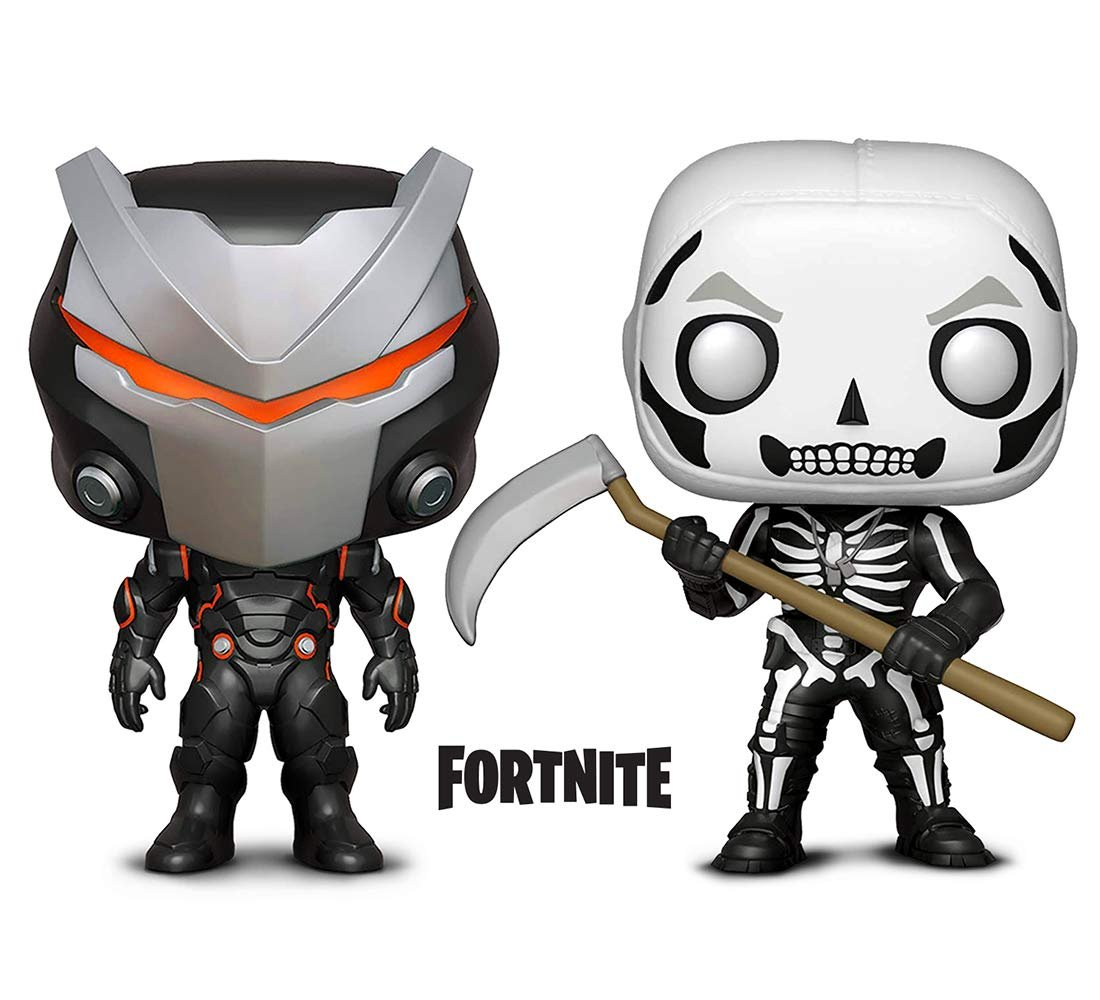 Warp Gadgets Bundle - Funko Pop GamesFortniteS1 - Omega and Skull Trooper (2 Items)