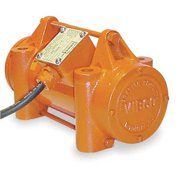 VIBCO 2P-150-3 Electric Vibrator,0.6/0.3A,460V,3-Phase
