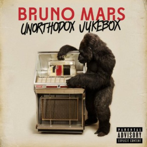 Bruno Mars - Unorthodox Jukebox (Explicit) (CD)