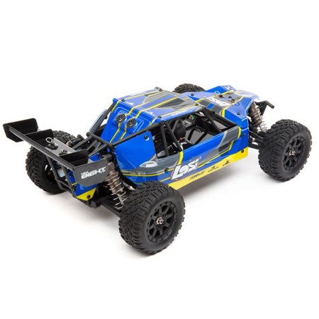8ight Buggy Body (Losi 01009T2 1:14 Mini 8ight DB: 4wd Buggy RTR - Blue )