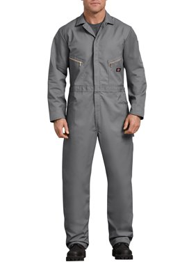 Dickies Men's Big & Tall Long Sleeve Deluxe Blended Coverall
