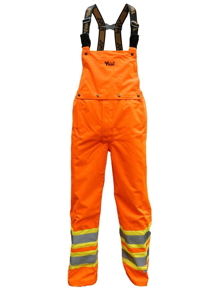 Big Men's Journeyman 300D Tri-Zone Bib Pants