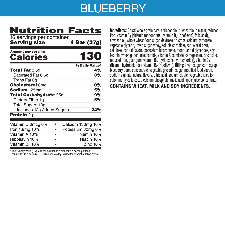 Kellogg's Nutri-Grain, Soft Baked