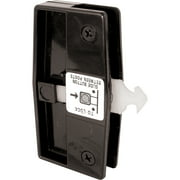 Screen Door Latch and Pull with Security Lock, New Columbia