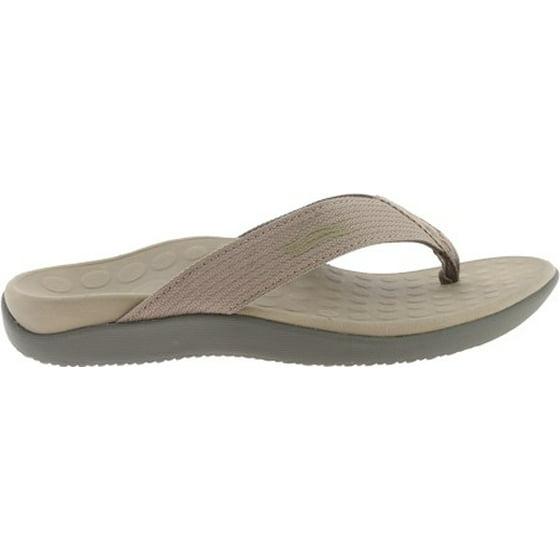 140a69d2330a Vionic - orthaheel wave chocolate sandal men s 5 women s 6 - Walmart.com