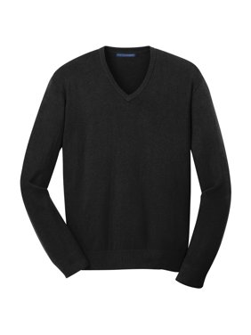 Port Authority Men's Comfort Versatile V-Neck Sweater