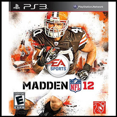 Madden Nfl 12 (PS3) - Pre-Owned (Best Nfs Game For Ps3)