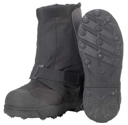 WINTER WALKING JD6272-L Ice Cleats,Unisex,12inLx5inWx8inH...