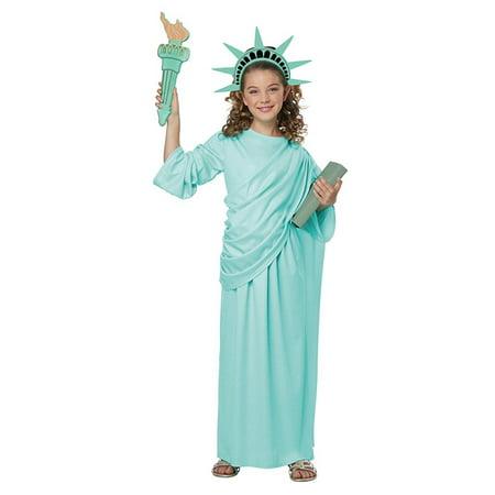 Statue of Liberty Child Costume ()
