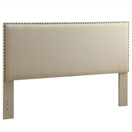 Riverbay Furniture King Panel Headboard in (Natural Kids Bedroom Furniture)