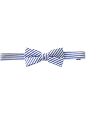 194d85b9b286 Product Image Genevieve Goings Collection Boys Blue Pre-Tied Adjustable Bow  Tie