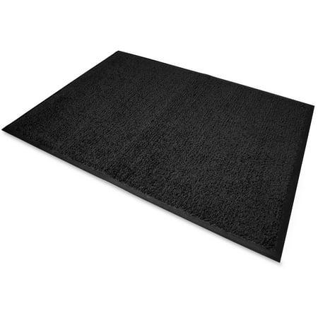 Genuine Joe 56u0022 x 33.5u0022 Platinum Series Indoor Wiper Mat, GJO58354