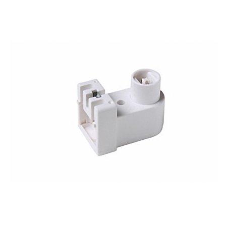 Pass & Seymour White VHO T8 T12 Fluorescent Lamp Holder Light Socket Plunger (Vho Lamp)