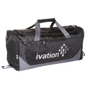 Sports Gym Duffel Bag 100 Water Repellent Polyester Ideal For Fitness Camping Track Traveling