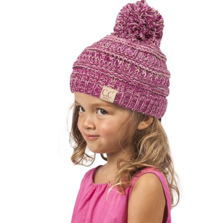 Gravity Threads Kids Beanie 4 Tone - Rainbow Beanie
