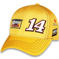 Clint Bowyer Stewart-Haas Racing Team Collection Sublimated Uniform Adjustable Hat - Yellow - OSFA