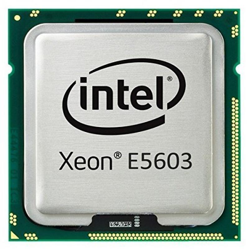 IBM Xeon DP E5603 1.60 GHz Processor Upgrade Socket B LGA-1366 Quad-core (4 Core) 12 MB Cache 4.80 GT s QPI by IBM