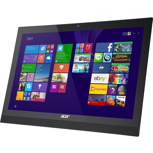 "Acer Aspire Z1-623 All-in-One Desktop PC with Intel Core i3-4005U Processor, 8GB Memory, 21.5"" Display, 1TB Hard Drive and Windows 10 Home"