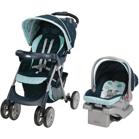 Graco Comfy Cruiser Click Connect Travel System  Stratus