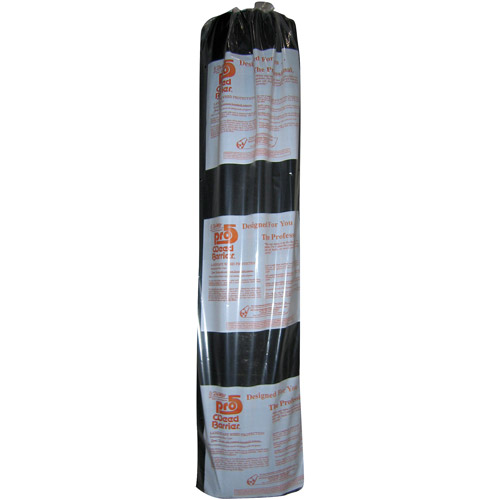 Dewitt P4 4' x 250' Pro 5 Weed- Barrier Landscape Fabric