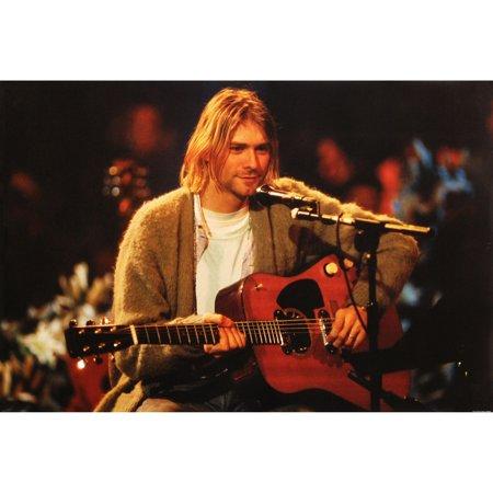 Nirvana - Domestic Poster - Nirvana 1 Light
