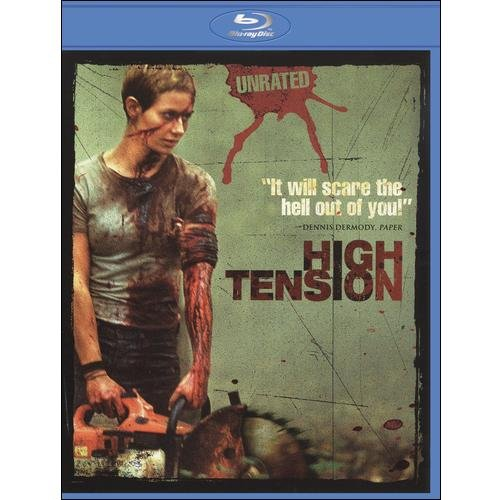 High Tension (Unrated) (Blu-ray)          (Widescreen)