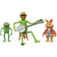 Diamond Select Toys Muppets Select Series 1 Kermit/Bean Action Figure