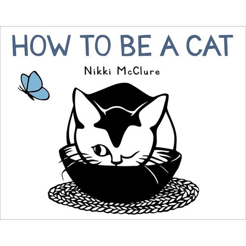 Abrams Books How To Be A Cat