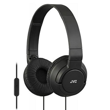 - JVC Bass Headband with Smartphone Microphone