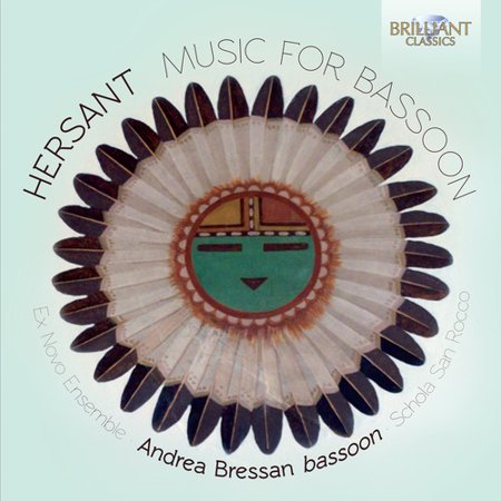 Hersant: Music For Bassoon (Artist Bassoon)