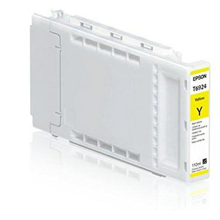 Epson Yellow Ultrachrome Xd Ink Cartridge  110 Ml  T692400