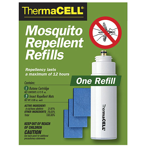Thermacell Mosquito Repellent Single Refill