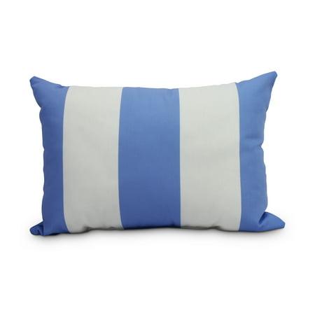 Simply Daisy's 40 X 40 Inch Light Blue Decorative Striped Outdoor Mesmerizing Light Blue Decorative Throw Pillows