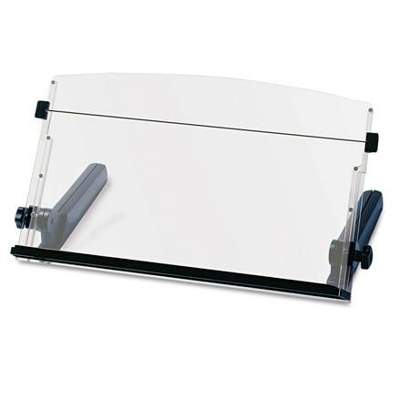 3M In-Line Freestanding Copyholder, Plastic, 300 Sheet Capacity, (Line Copyholder)
