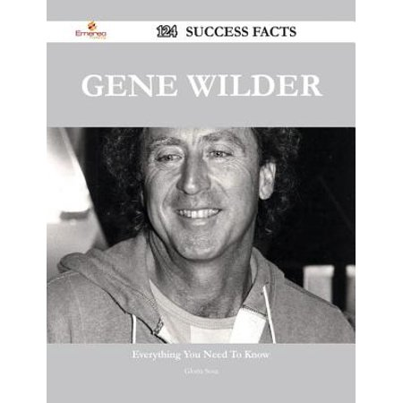 Gene Wilder 124 Success Facts - Everything you need to know about Gene Wilder - eBook](Gene Wilder Halloween)
