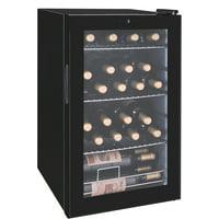 RCA 24-Bottle Wine Fridge and Beverage Cooler