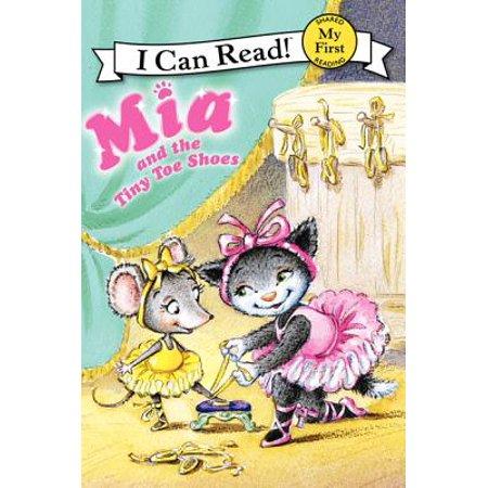 Mia and the Tiny Toe Shoes ()