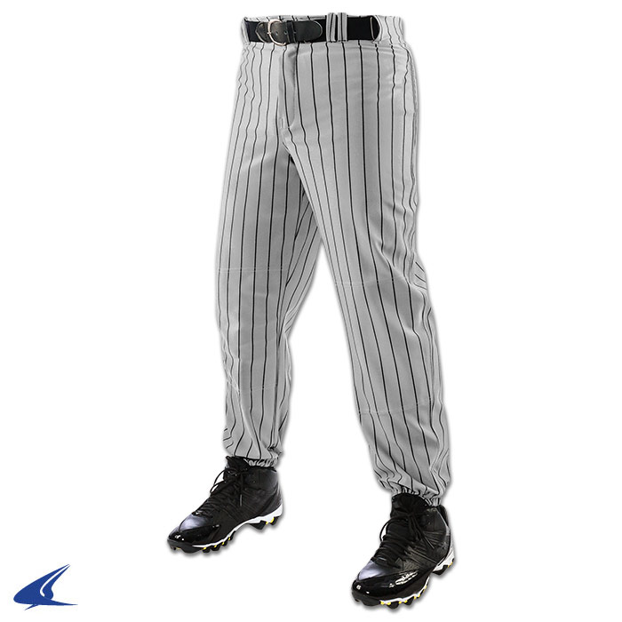Champro Triple Crown Pinstriped Classic Baseball Pants - Adult