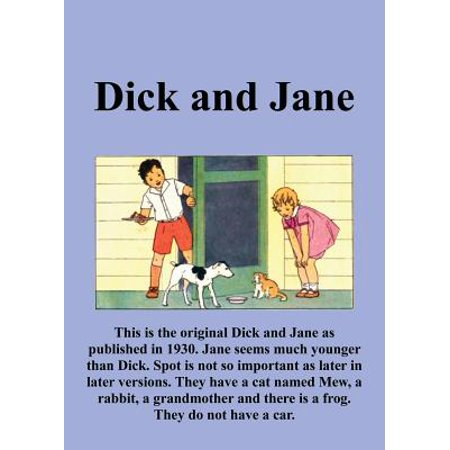 Dick and Jane by