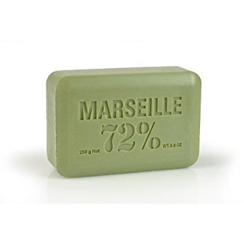 Pre de Provence Shea Butter Enriched Handmade French Soap Bar (250g) - Olive Oil Olive French Soap