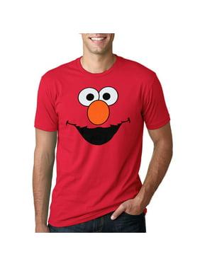 ab93eb234e459 Sesame Street Mens T-Shirts - Walmart.com