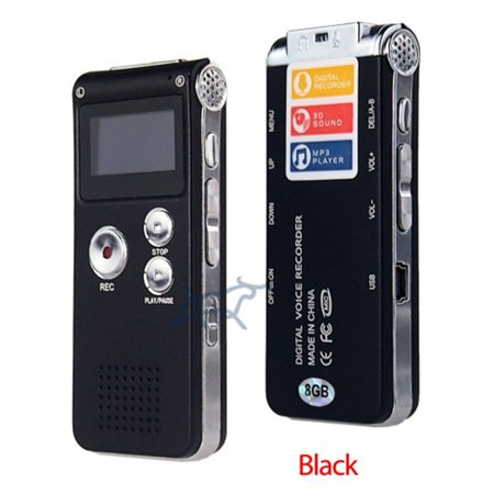 N28 Recording Pen Digital Voice Recorder High-definition Intelligent Noise Reduction Mini MP3