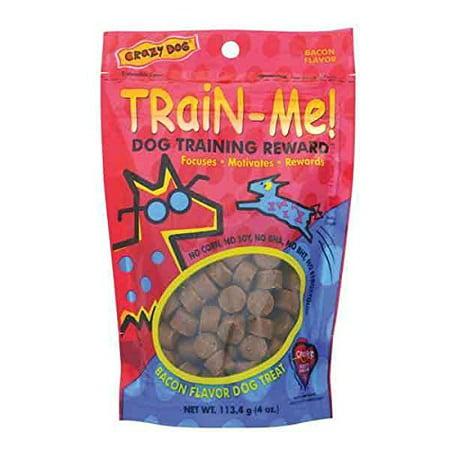 Dog Training Treats Bacon Flavor Treat Pack Teaching Reward Bulk Available Too(One Pack)