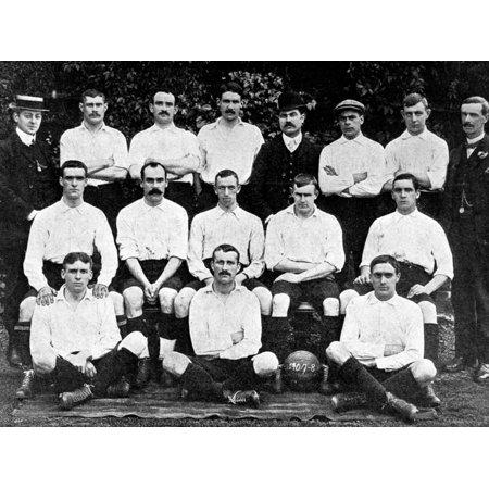 Wolverhampton Football (Wolverhampton Wanderers Football Team, 1908 Print Wall)