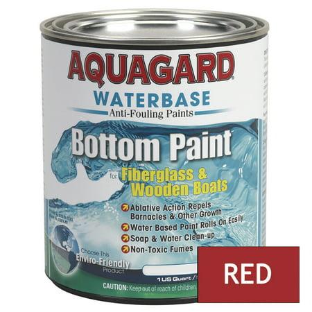 The Amazing Quality Aquagard Waterbased Anti-Fouling Bottom Paint - 1Qt -