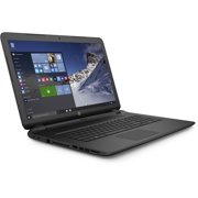 "HP Black 17.3"" 17-p121wm Laptop PC with AMD A6-6310 Processor, 4GB Memory, 500GB Hard Drive and Windows 10 Home"